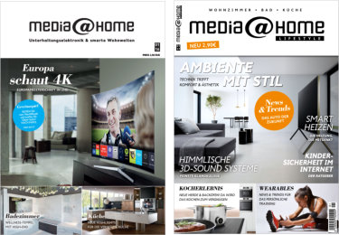 RSP Projekte: Media@Home Titelbilder
